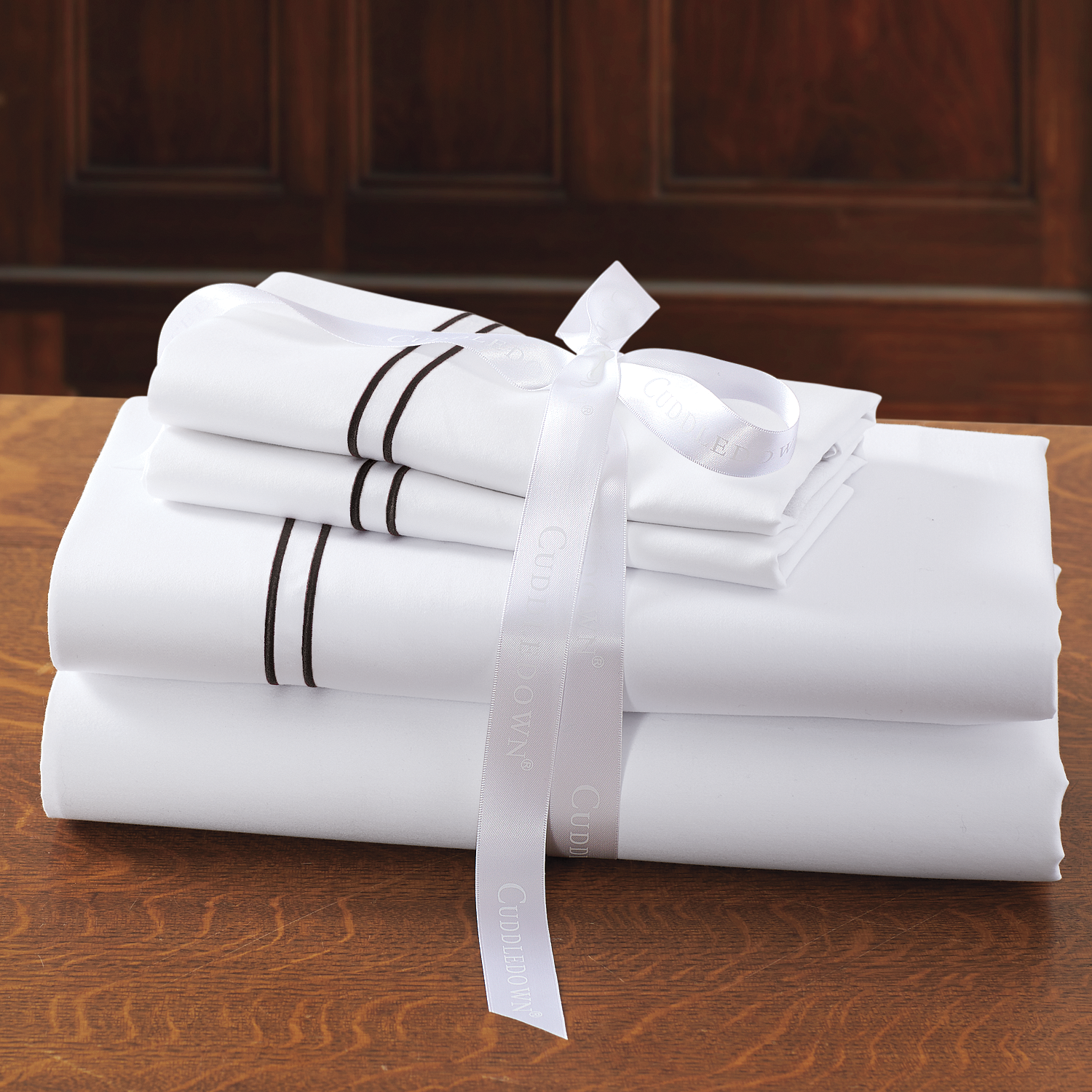 Hotel Sateen Sheet Set